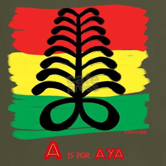 A is for_Aya