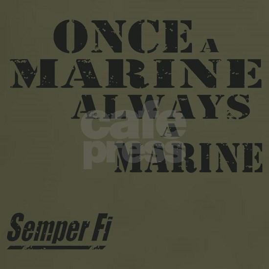 Always a Marine