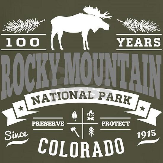 Rocky Mountain Vintage Silver White