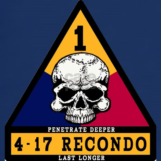 4-17 Recondo Patch 1st AD