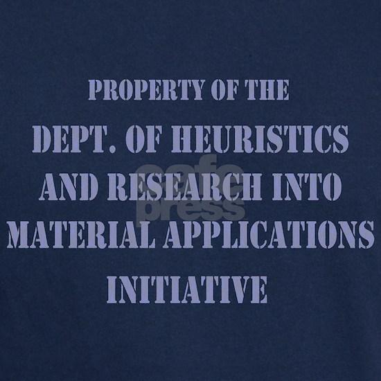 Property of DHARMA blue fibers nb light