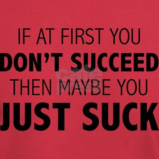 succeedJustSuck1A