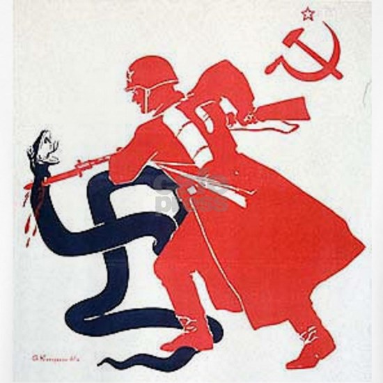 Death To Fascism WW2 Red Army