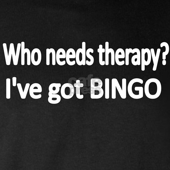 WHO NEEDS THERAPY