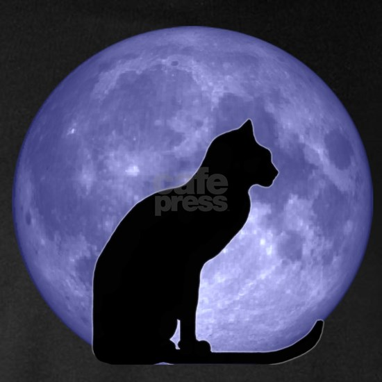 Black Cat, Blue Moon