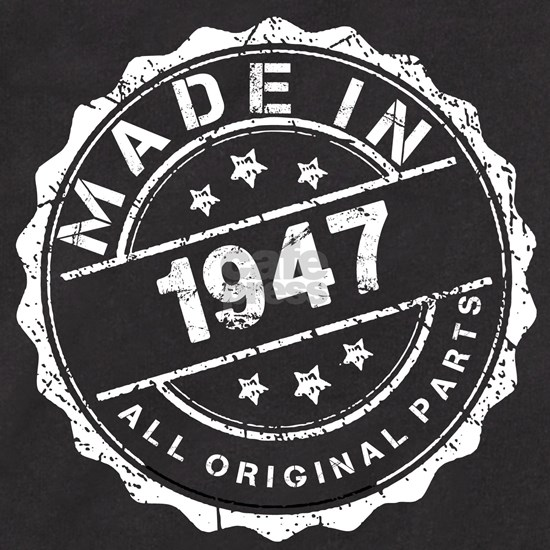 MADE IN 1947 ALL ORIGINAL PARTS