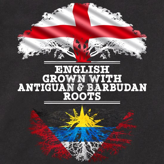 English Grown With Antiguan Barbudan Roots