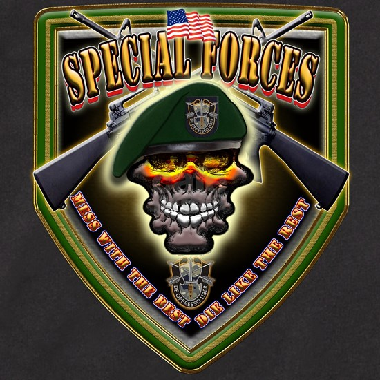 US Special Forces Shield