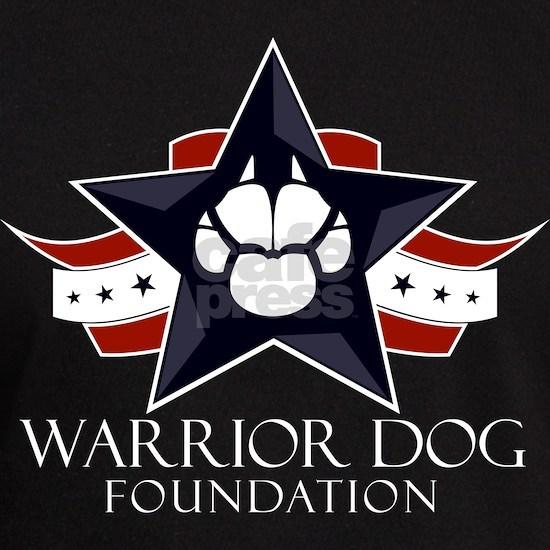 WDF logo white lettering