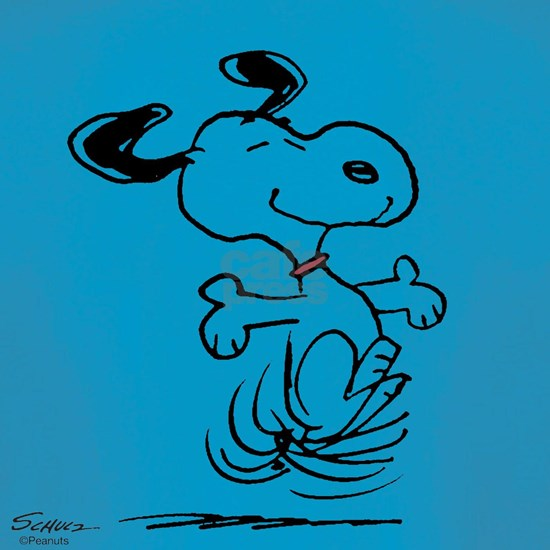 Snoopy - Dancing Dog