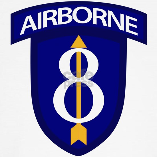 8th Infantry Airborne