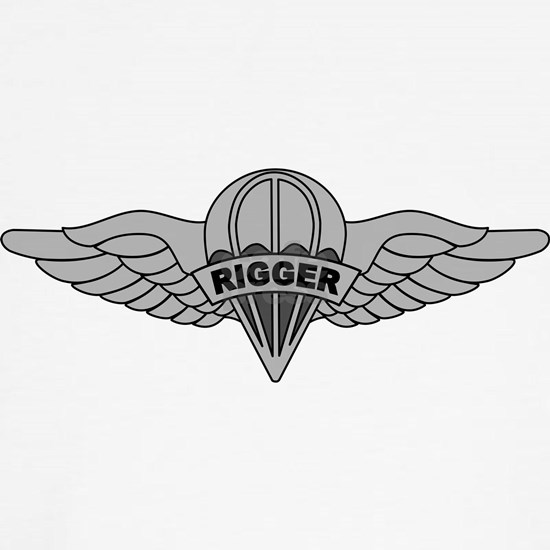 Parachute Rigger Badge