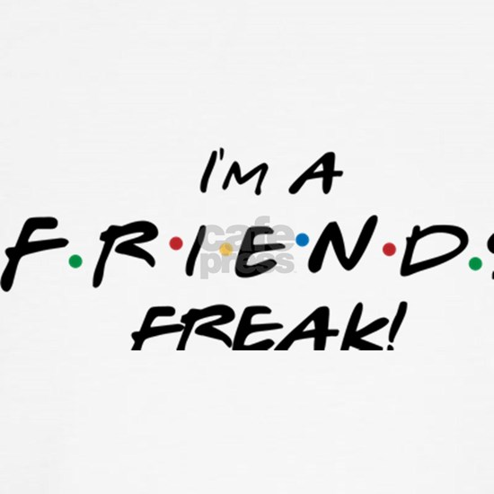 I'm A Friends Freak TV Show