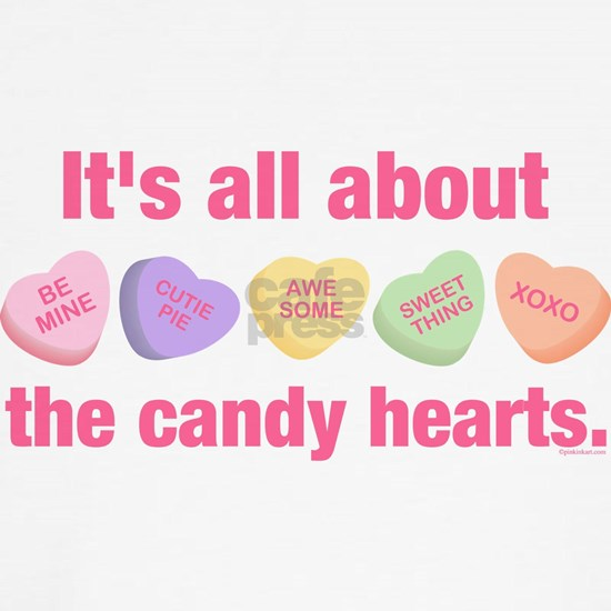 Candy Hearts II