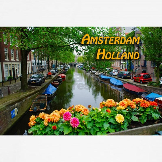 Amsterdam Holland Travel