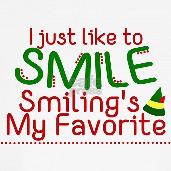 I Smile Elf Movie Quote