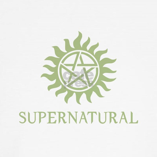 SUPERNATURAL Tattoo lime