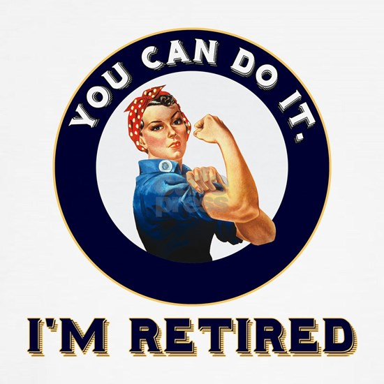 Rosie Retired Riveter