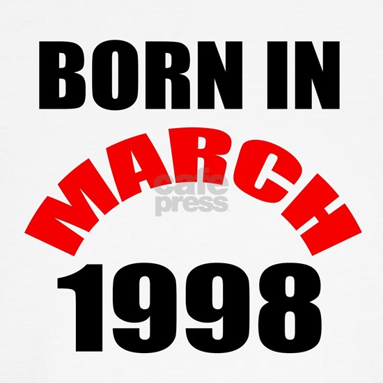 Born In March 1998