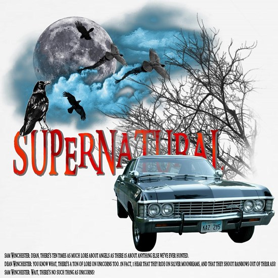 SUPERNATURAL 1967 chevrolet impala Unicorn Facts.