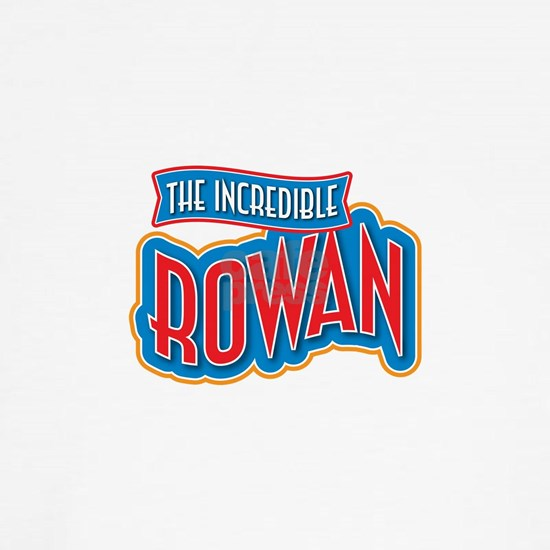 The Incredible Rowan