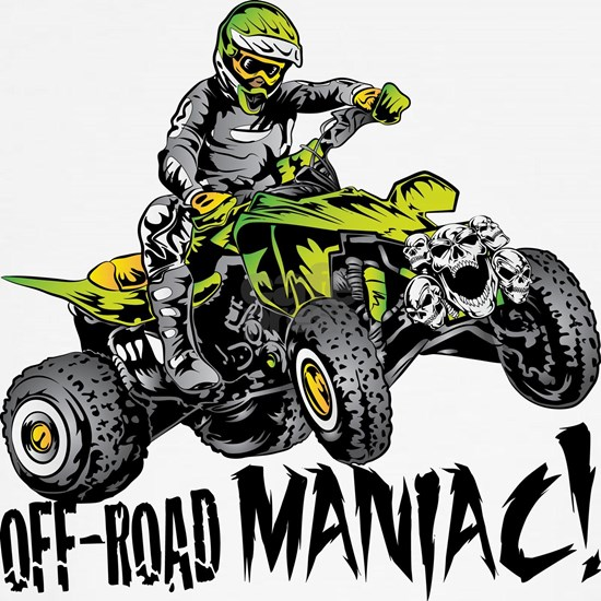 Off-Road Maniac ATV Quad