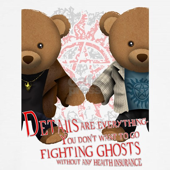 Fighting ghosts