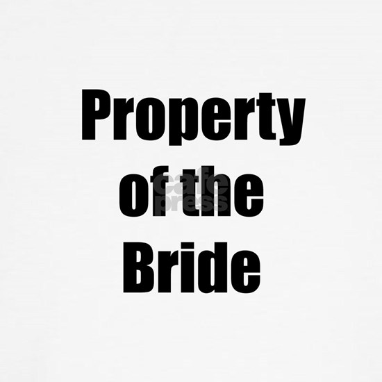 gr property of the bride