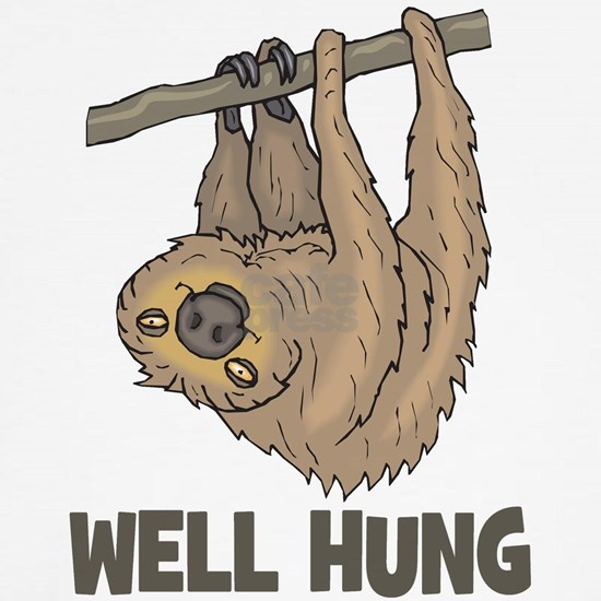 The Well Hung Sloth
