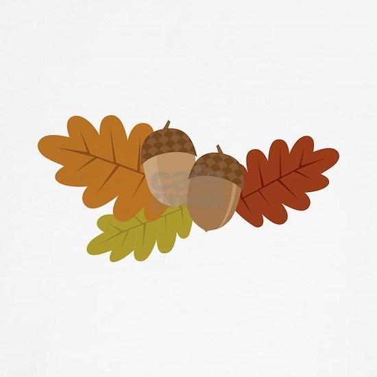 Acorn Leaves