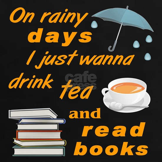 Rainy Days Tea Books