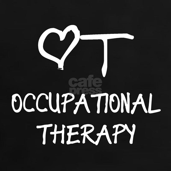 OT Occupational Therapy Heart