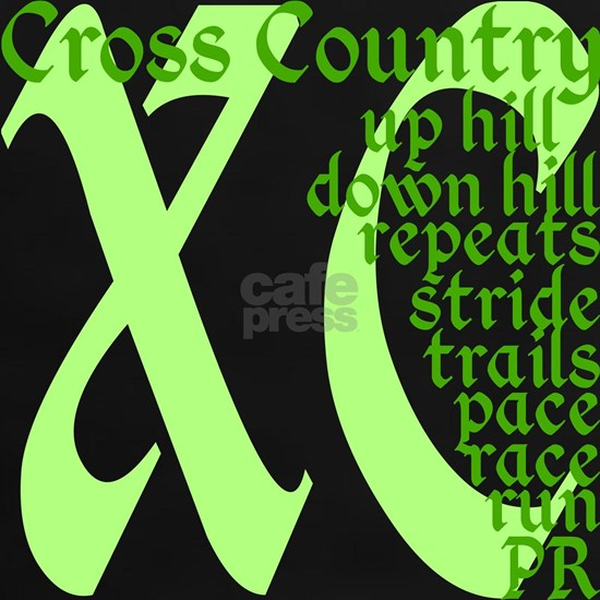 Cross Country XC green