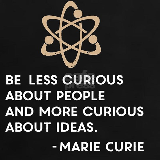 Marie Curie: About People