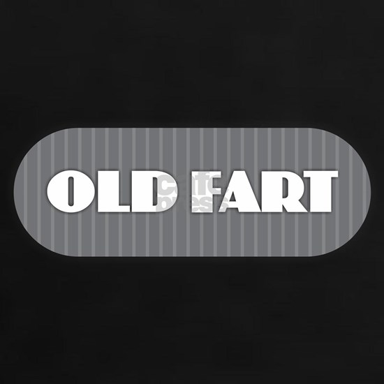 Old Fart - Gray