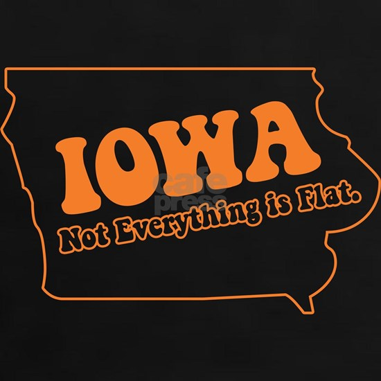 Iowa Not Everything is Flat