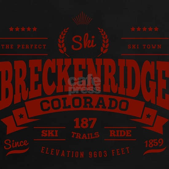 Breckenridge Perfect Vintage Maroon