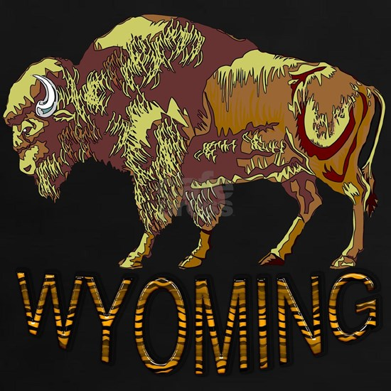 Wyoming state crest e3