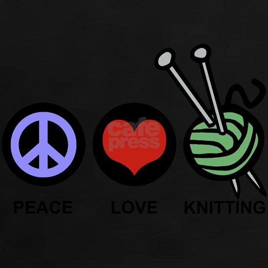 peaceloveknitting
