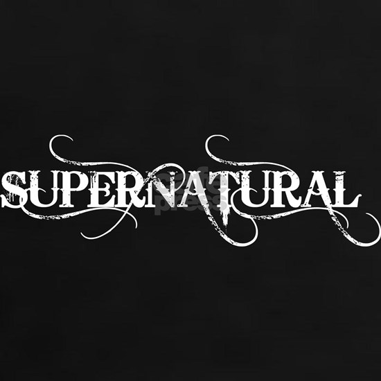 SUPERNATURAL Hellhounds white