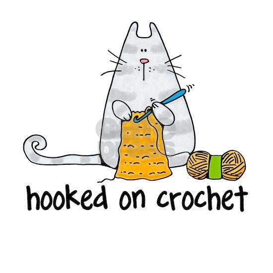 hooked on crochet II shirt