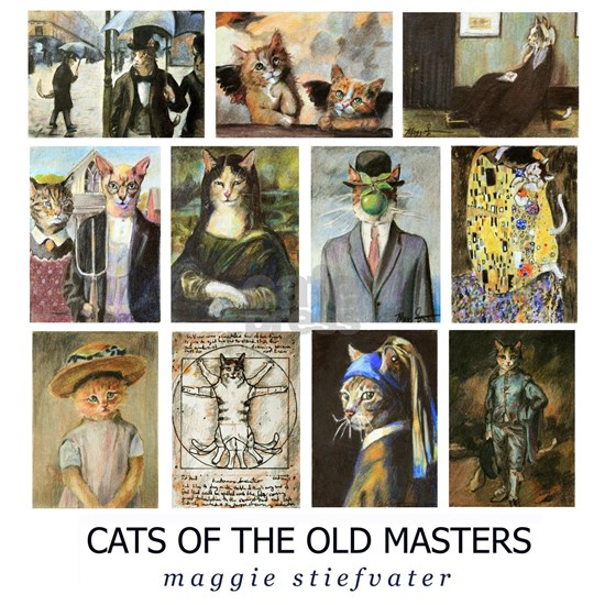 Cats of the Old Masters resized