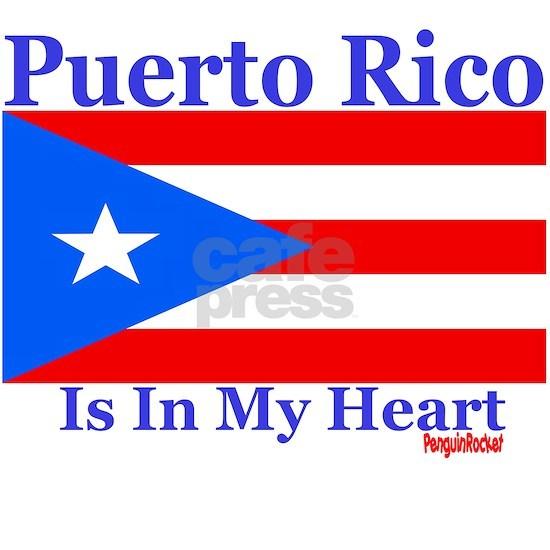Puerto Rico - Heart