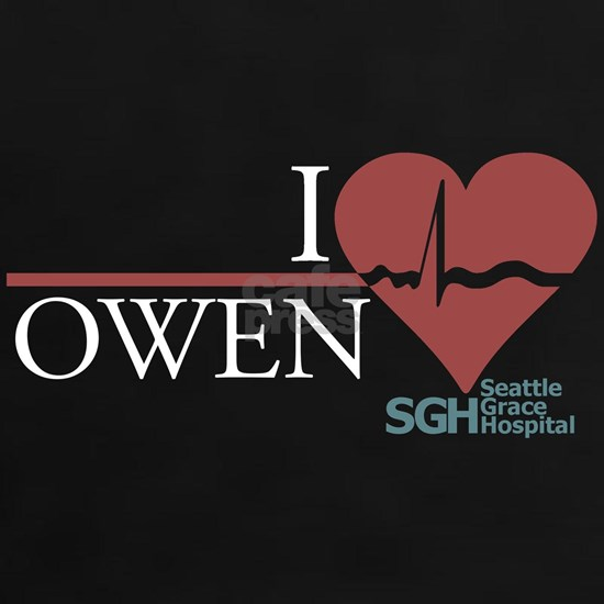 I Heart Owen - Grey's Anatomy