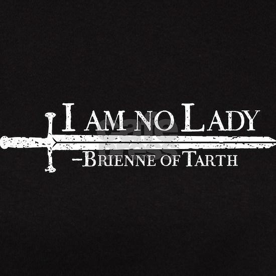 GOT Brienne I Am No Lady