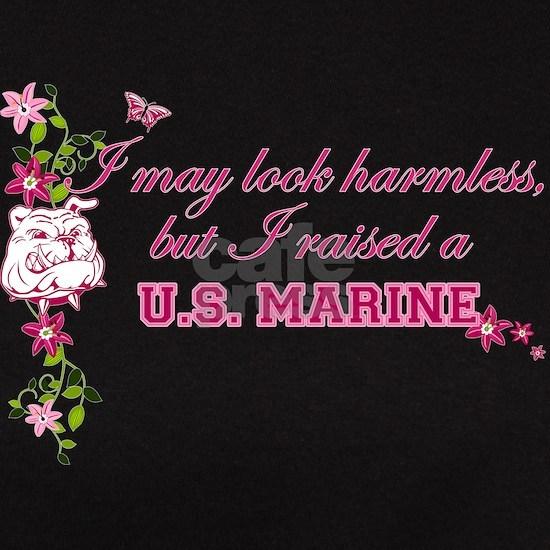 I raised a Marine (Devil Dog)
