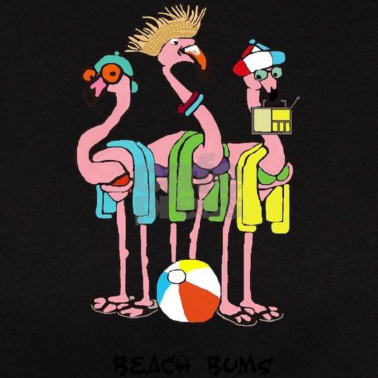 Flamingo Beach Bums