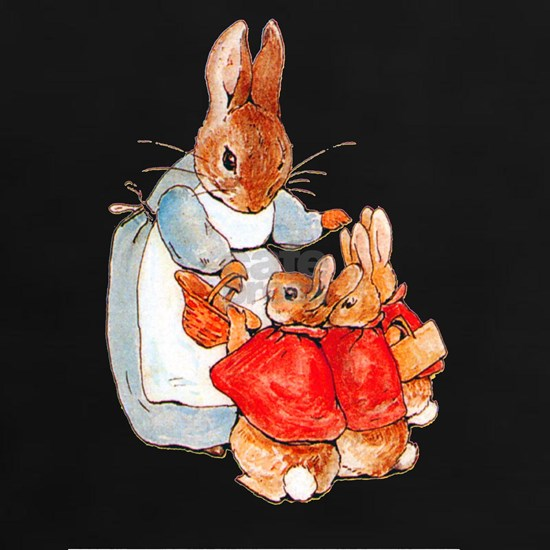 Beatrix Potter_Flopsy Mopsy and Cottontail