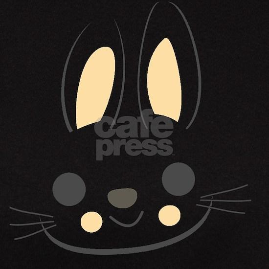 Easter Bunny Face Funny Pascha Holiday Easter Bunn