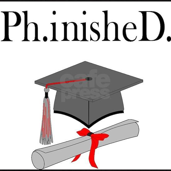 Ph.inisheD.